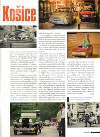 Prehliadka historických vozidiel