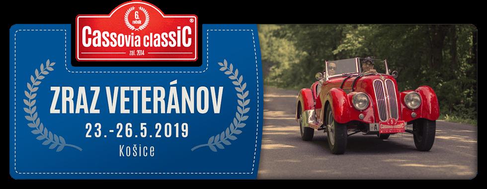1c43855b1b5d5 Prehliadky historických vozidiel - Cassovia Classic